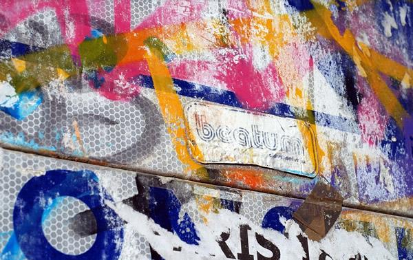 Graffiti - nicht immer schön!